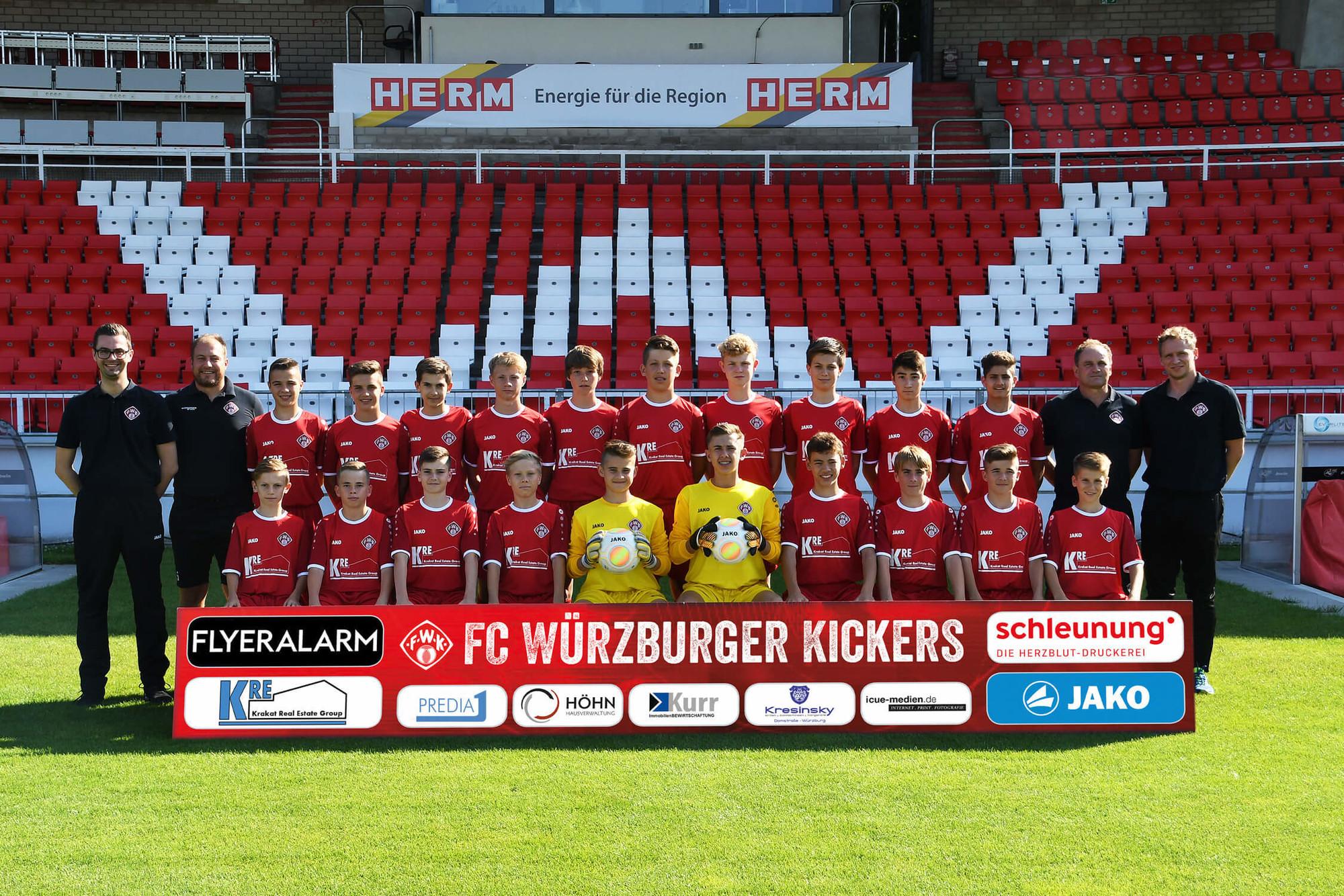 WГјrzburger Kickers News
